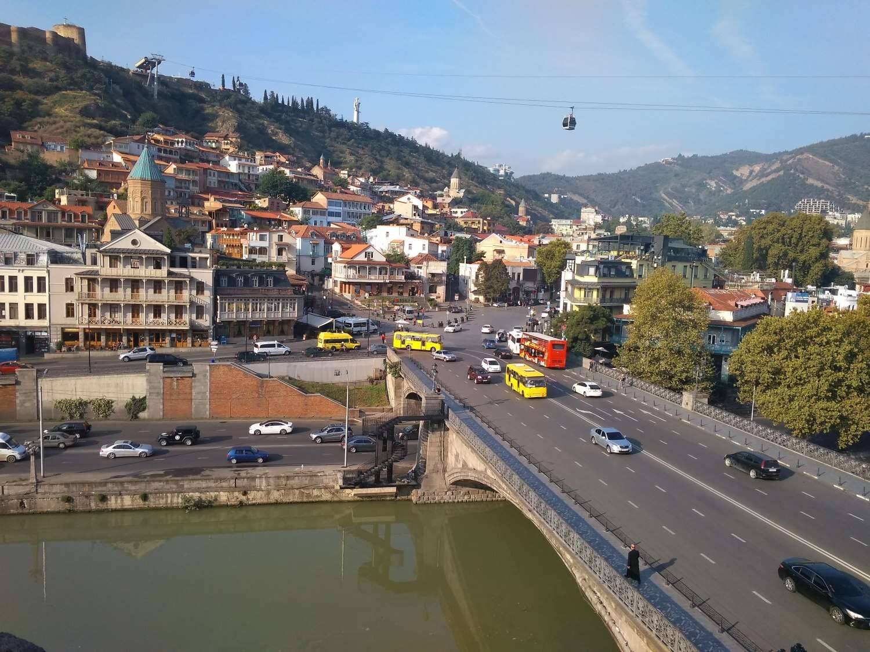 Georgian roads