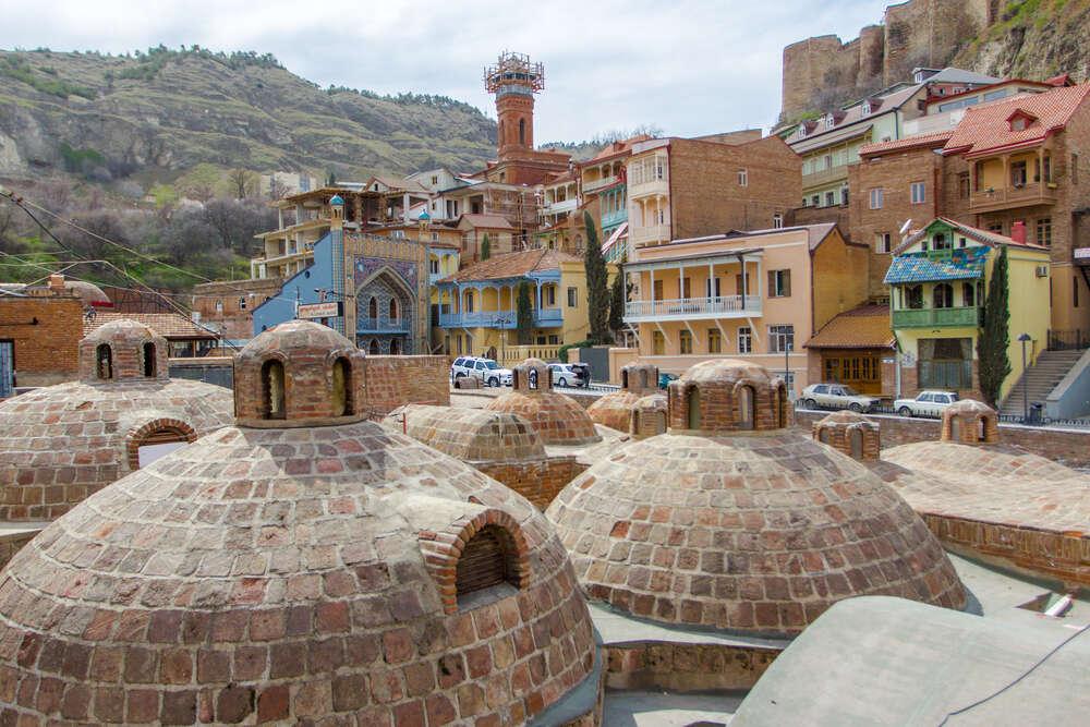 Tbilisi bath